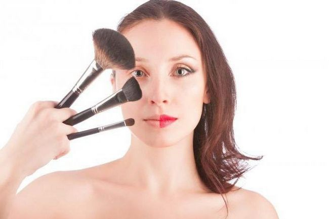 make-up korak po korak