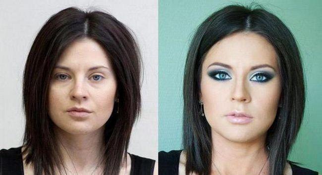 make-up za djevojčice