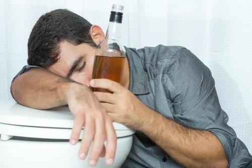 simptomi alkoholnog trovanja gušterače