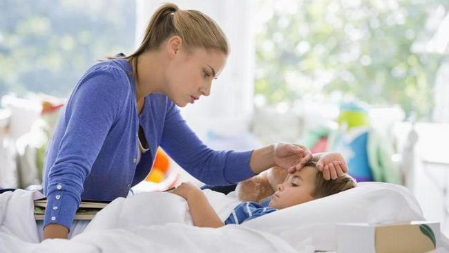 Koliko dugo temperatura gripe u djece