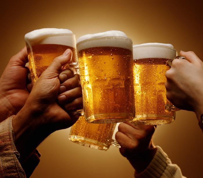 koliko stupnjeva u Zhigulevsky pivu