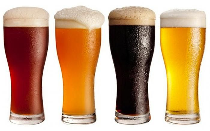 koliko stupnjeva u Baltika pivu