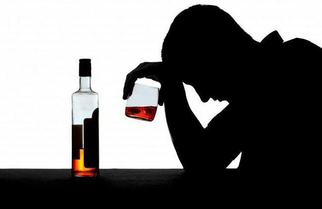 ozbiljno trovanja alkoholom