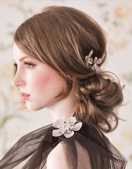 lijepe nakupljene frizure