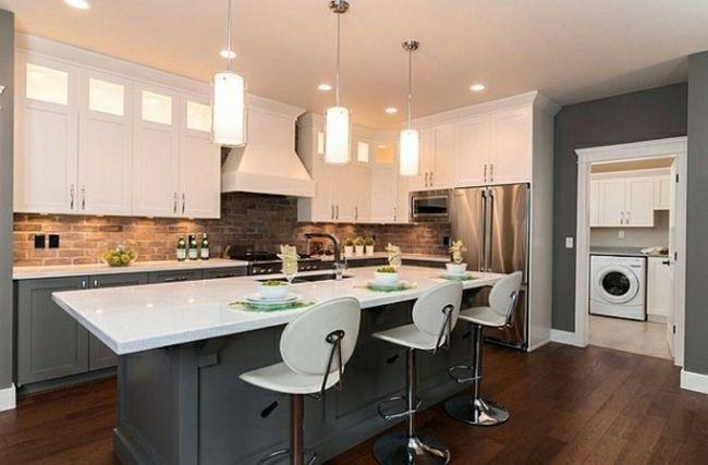 Kombinacija boja u unutrašnjosti kuhinje. Fotografije lijepih dizajna s skladnom kombinacijom nijansi
