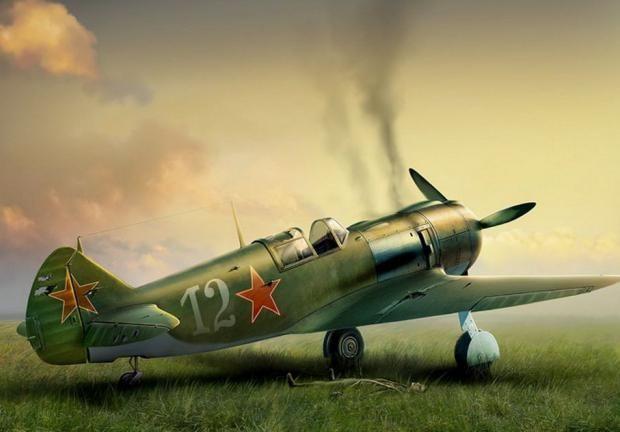 Советские самолеты времен Великой Отечественной войны