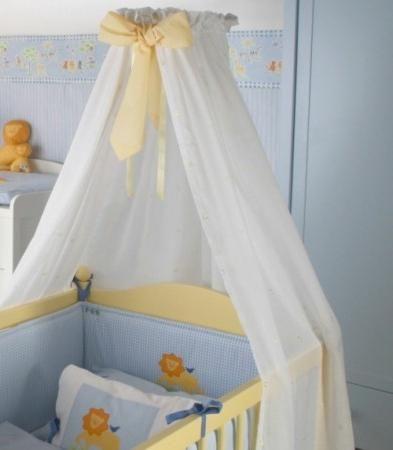 nadstrešnica za dječji krevetić
