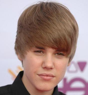 Justin Bieber nova frizura