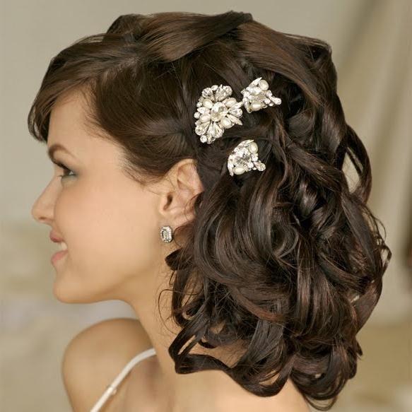 moderna vjenčanja frizura