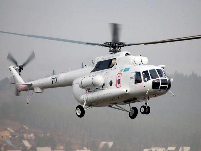 Helikopter Ministarstva za izvanredne situacije u Moskvi