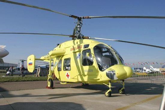 Helikopter Ministarstva za izvanredne situacije u Rusiji
