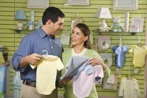 Popis potrebnih stvari za novorođenče