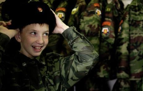 više vojne škole ruske liste