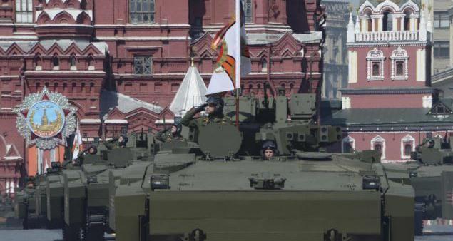 vojnih visokoškolskih ustanova u Rusiji