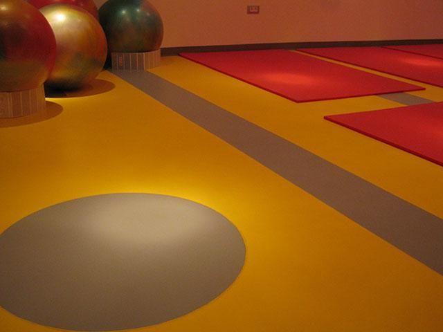 Спортивное покрытие для спортивных залов – основные разновидности