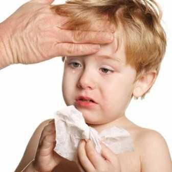 infekcija virusom u djece simptoma