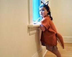 Lako je šivati kostim karnevalske lisice!