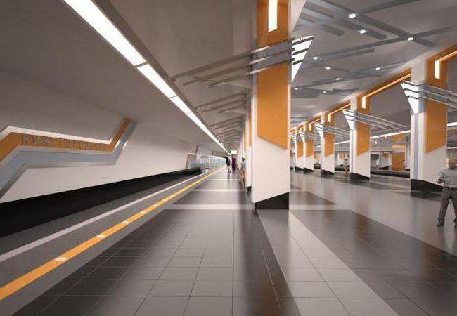 podzemna željeznica Nizhny Novgorod