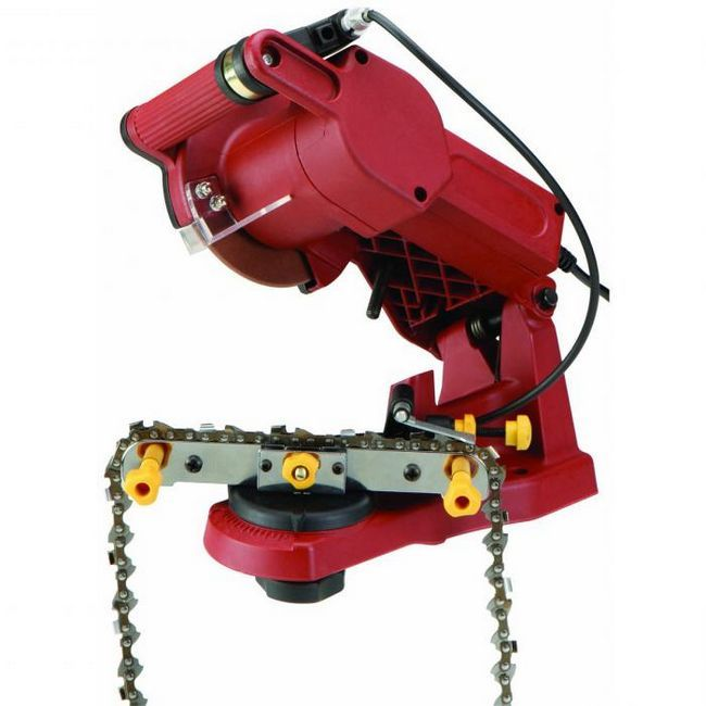stroj za oštrenje lanaca