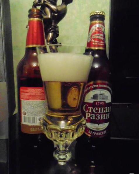 Beer Stepan Razin Recenzije