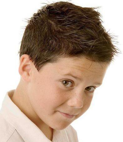 frizure dječaci
