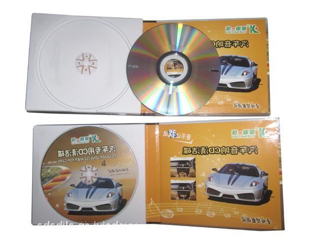 Čišćenje diska za DVD