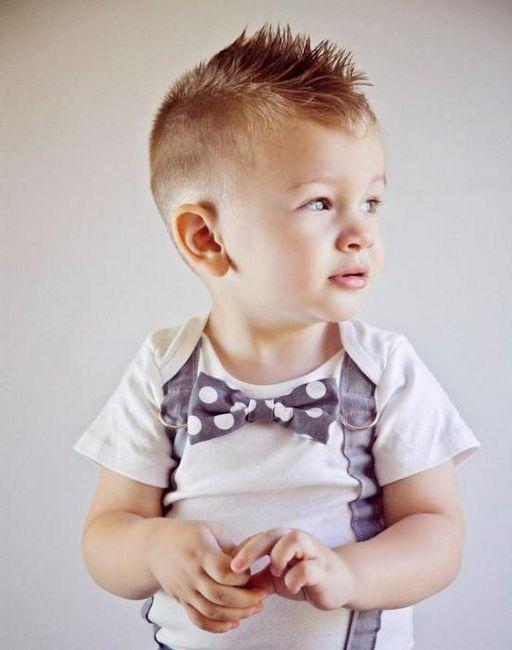dječja frizura za dječake 2 godine