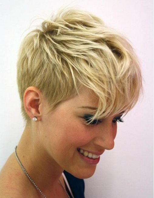 frizura za finu kosu i rijetku kosu