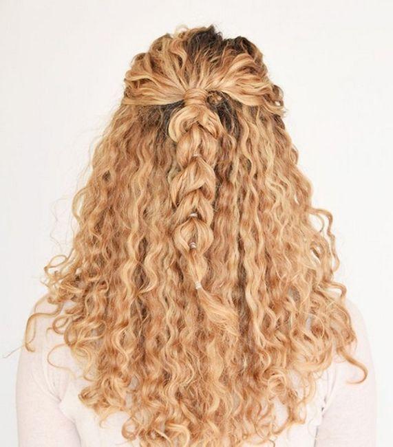 kovrčava frizura
