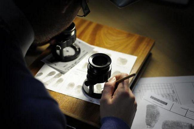 forenzičko ispitivanje struke