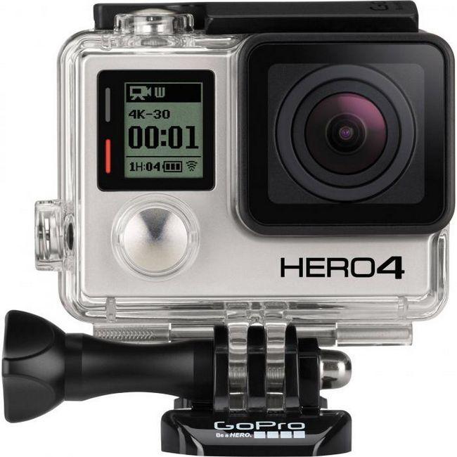 Существует ли аналог GoPro? Ищем более бюджетную экшн-камеру
