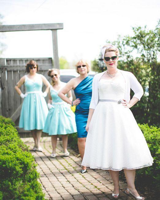 Vjenčanje u stilu stila: dizajn, odjeća, scenarij