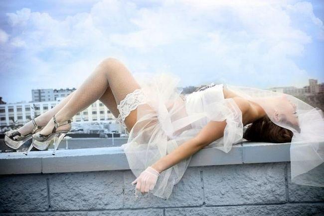 fotografiranje vjenčanih čarapa
