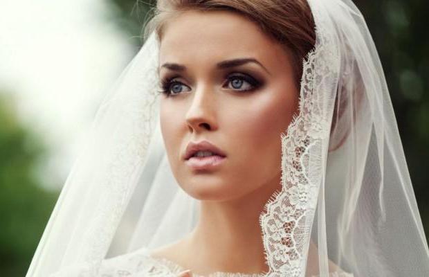 Vjenčanje šminka za crnku