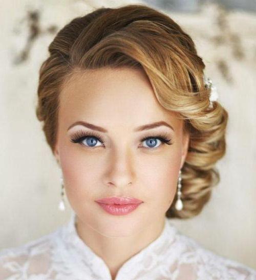 vjenčanje šminka za swarthy brinete