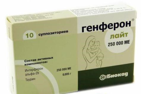 antivirusni pregled geneferona