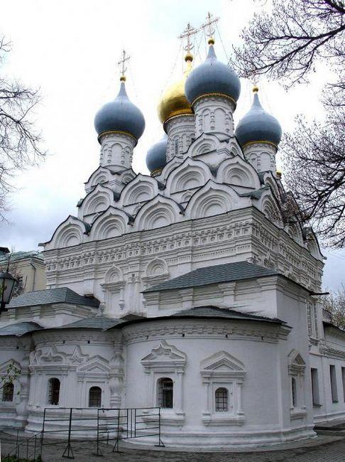 Свято-Никольская церковь (Москва, Ордынка): история и особенности