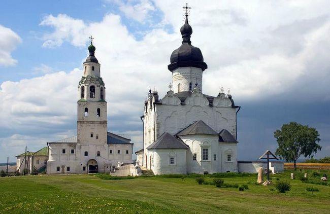 Свято-Успенский Свияжский монастырь