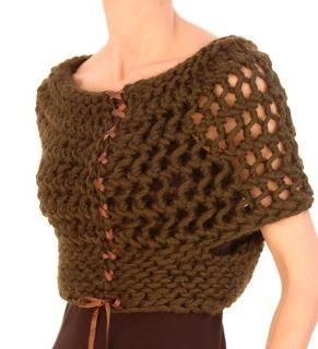Pridružite boleru za cure s iglom za pletenje