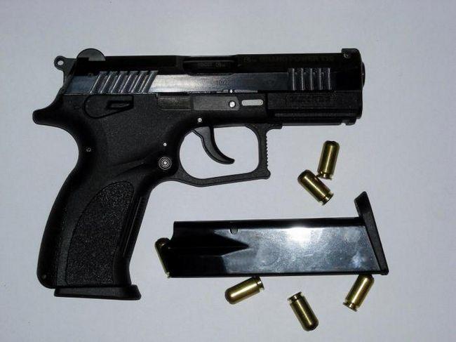 Т 12 (травматический пистолет): технические характеристики, цена и отзывы