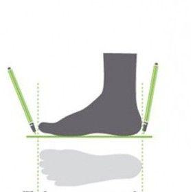 stol europskih veličina cipela