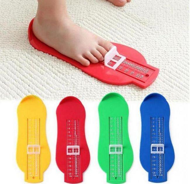 Europske veličine cipela za djecu