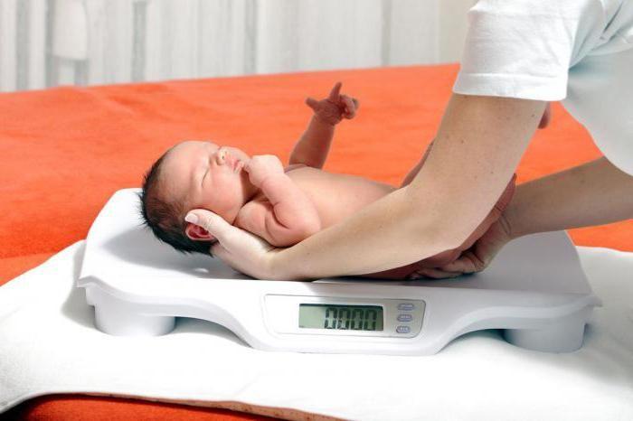 normu težine i visine djece