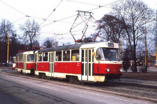 tatra t3 za vlak 12