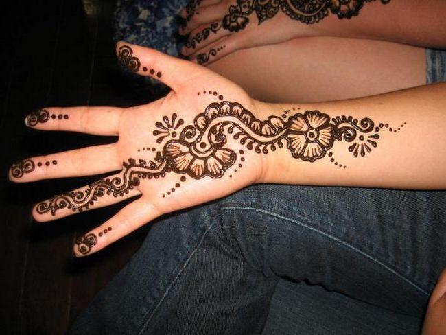 Kana Tattoo na zglobu: cijena