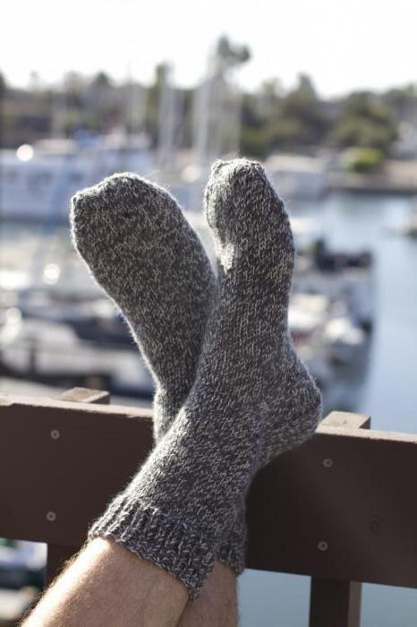 Topla čarapa