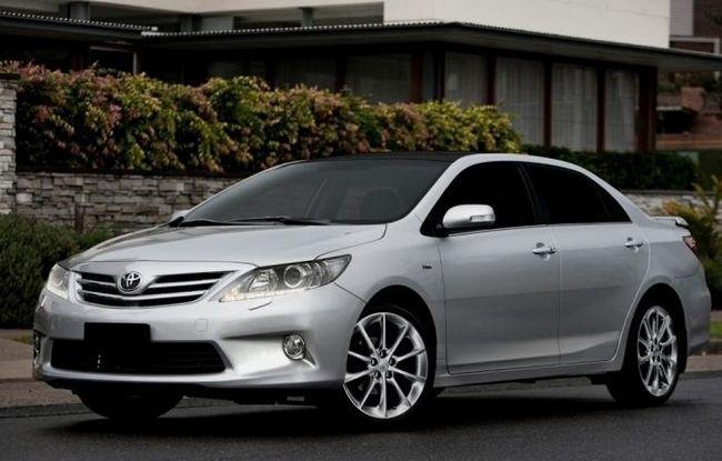 Toyota Corolla 2013. Pregled automobila