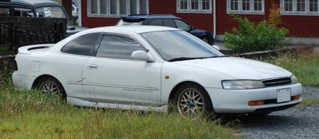 Toyota Corolla Levin - automobil za aktivne ljude