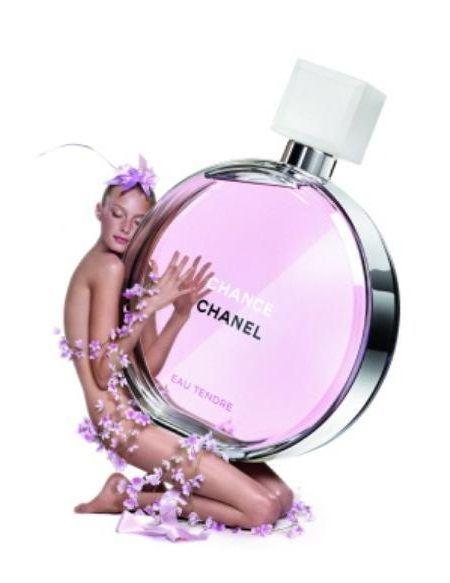 Chanel Chance ružičasta