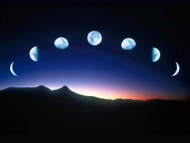 Lunarne dane